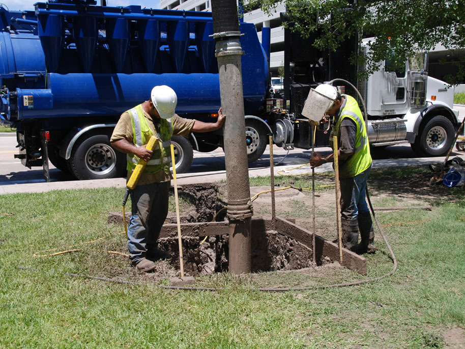 Hass Non Destructive Excavation Houston Texas Directional Drilling