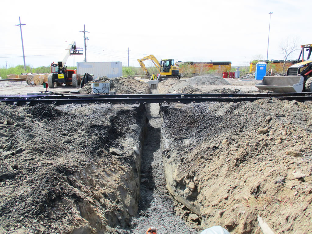 Underground Utilities Rehabilitation and New Construction with HASS Heavy Civil Construction